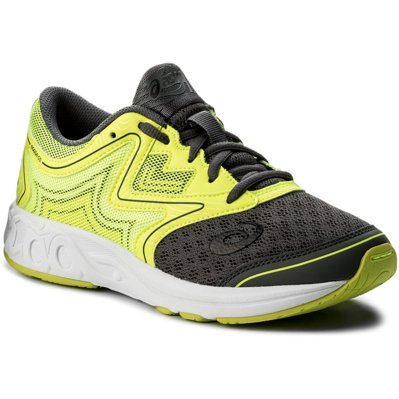 Schuhe ASICS-Noosa Gs C711N  Carbon/Safety Yellow/Mid Grey 9707