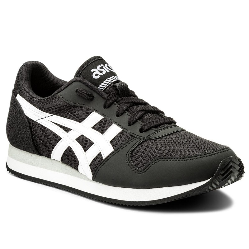 Sneakers ASICS-TIGER Curreo II HN7A0 Black/White 9001