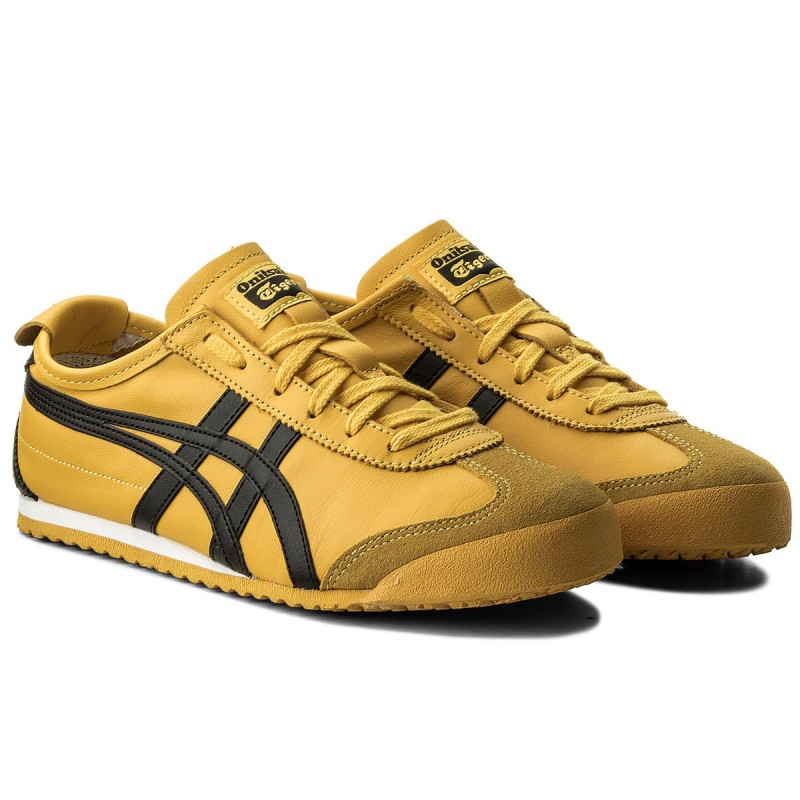Sneakers ASICS-ONITSUKA TIGER Mexico 66 DL408 Yellow/Black 0490