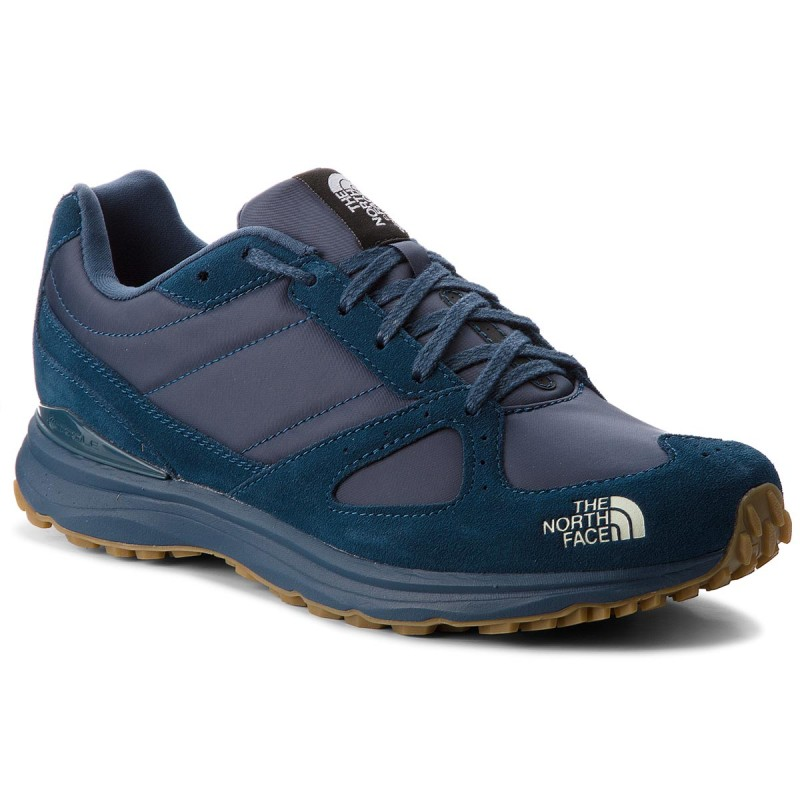 Trekkingschuhe THE NORTH FACE-Traverse Tr Nylon T92RSX2RX Blue Wing Teal/Vintage White