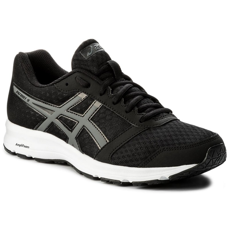 Schuhe ASICS-Patriot 9 T823N  Black/Carbon/White 9097