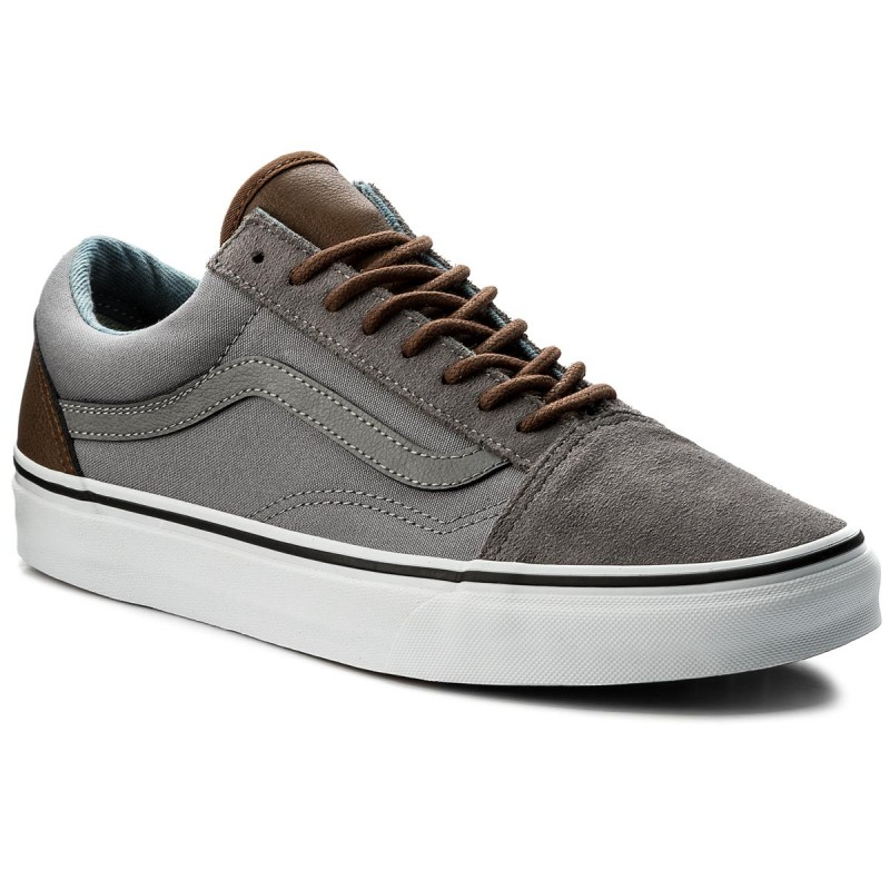 Turnschuhe VANS-Old Skool VN0A38G1Q70 Frost Gray/Acid Den