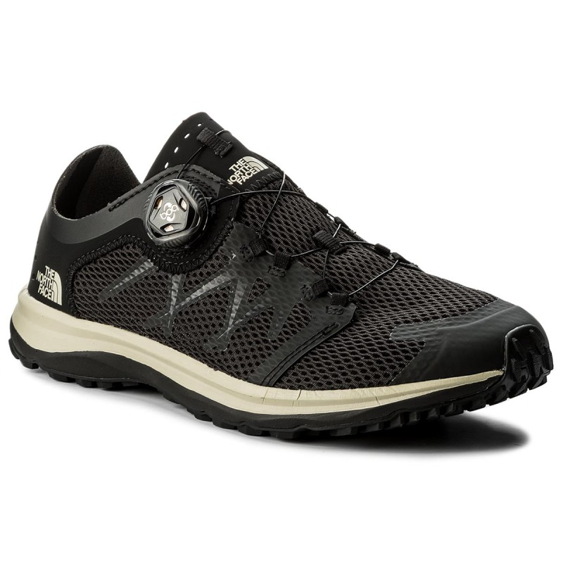 Trekkingschuhe THE NORTH FACE-Litewave Flow Boa T92VV1LQ6  Tnf Black/Vintage White