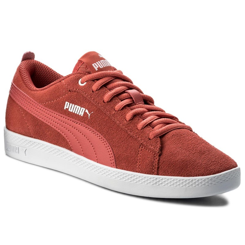 Sneakers PUMA-Smash Wns V2 Sd 365313 02 Spiced Coral/Spiced Coral