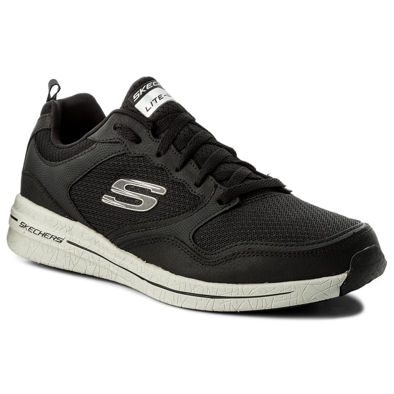 Schuhe SKECHERS-Burst 20 52612/BKGY Black/Gray