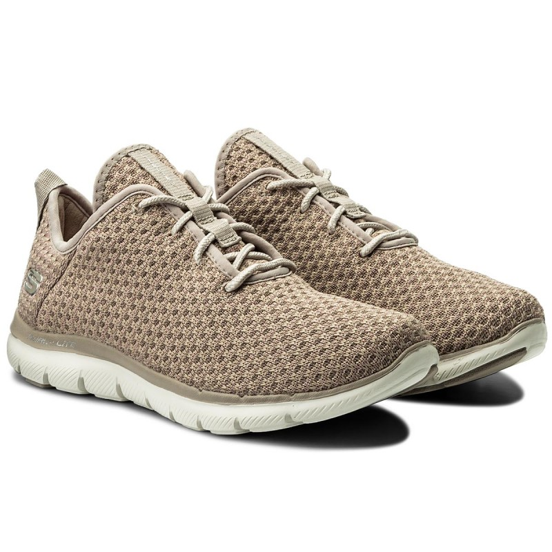 Schuhe SKECHERS-Bold Move 12773/TPE Taupe