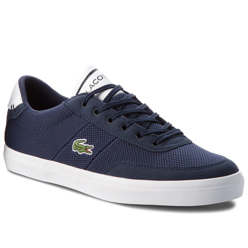 Sneakers LACOSTE-Court-Master 118 1 Cam 7-35CAM0015092 Nvy/Wht