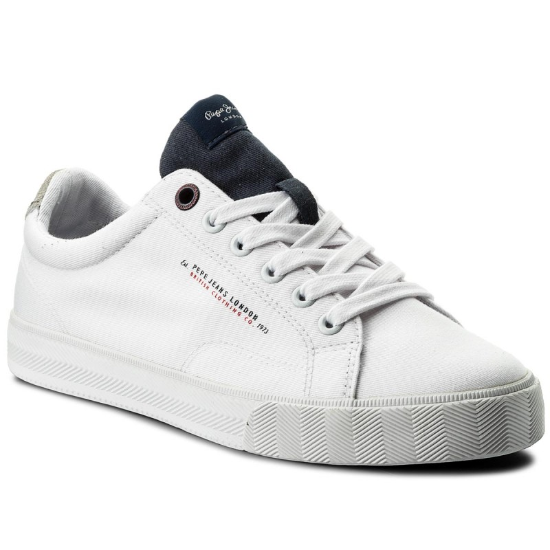 Turnschuhe PEPE JEANS-New North Tennis PMS30422  Navy 595
