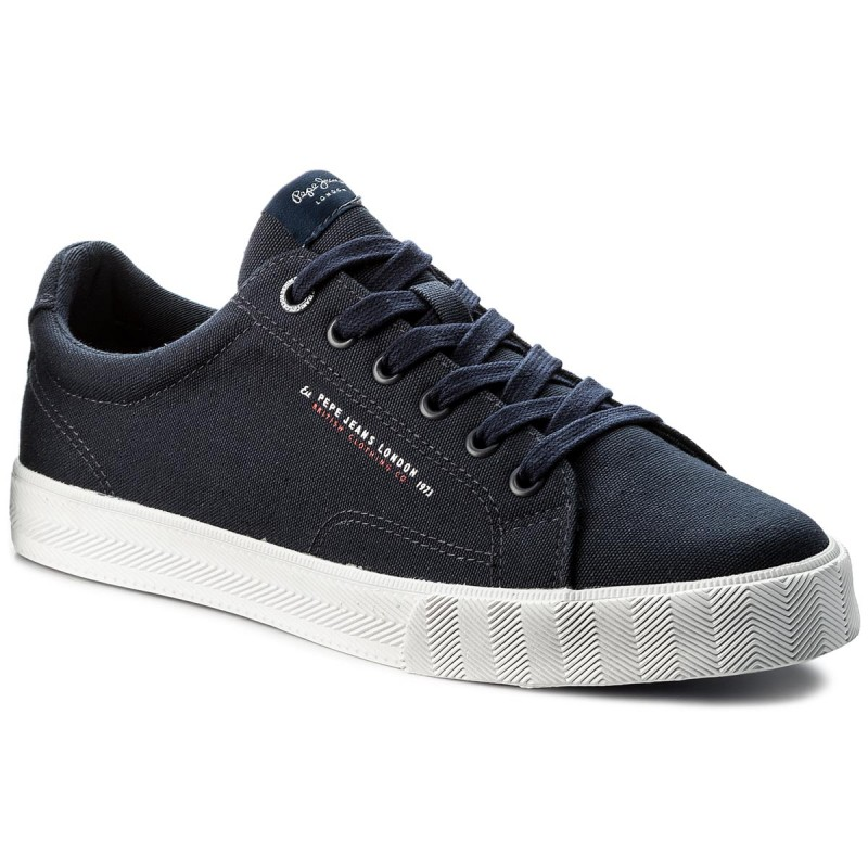 Turnschuhe PEPE JEANS-New North Basic PMS30420 Navy 595