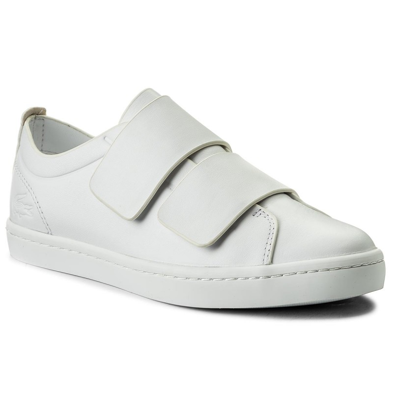 Sneakers LACOSTE-Straightset Strap 118 1 Caw 7-35CAW007121G Wht/Wht