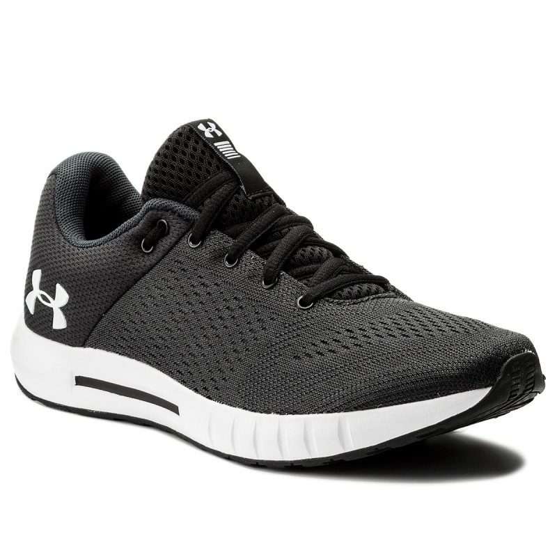Schuhe UNDER ARMOUR-Ua Micro G Pursuit 3000101-100 Gry