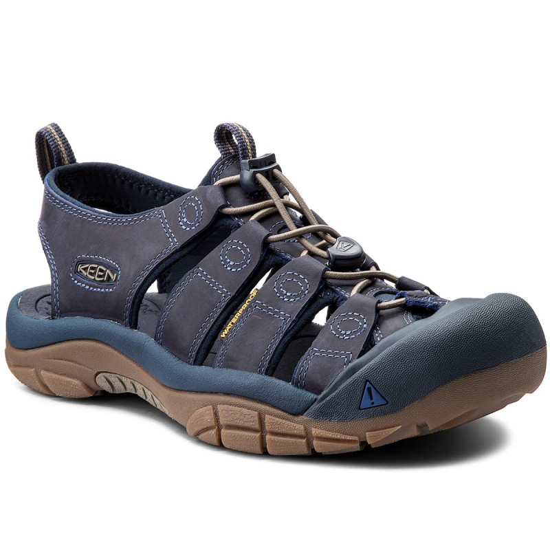 Sandalen KEEN-Newport 1018790 Yankee Blue/Dress Blue