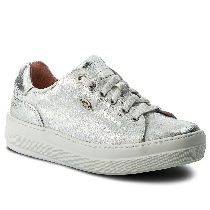 Sneakers CAMEL ACTIVE-8498101 White/Silver