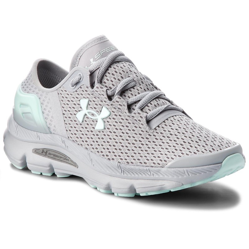 Schuhe UNDER ARMOUR-Ua W Speedform Intake 2 3000290-100 Gry