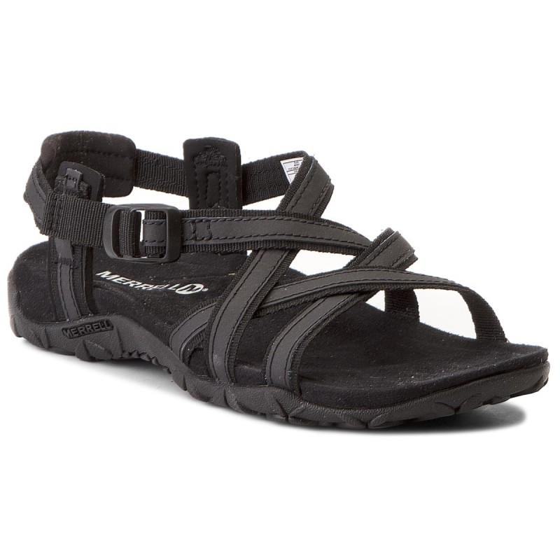 Sandalen MERRELL-Terran Ari Lattice J94020 Black