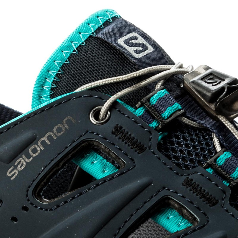 ... Trekkingschuhe SALOMON-Ellipse Cabrio Blue Slateblue Teal 381593 21 V0  Deep Blue  ... 0b5fb13ab1