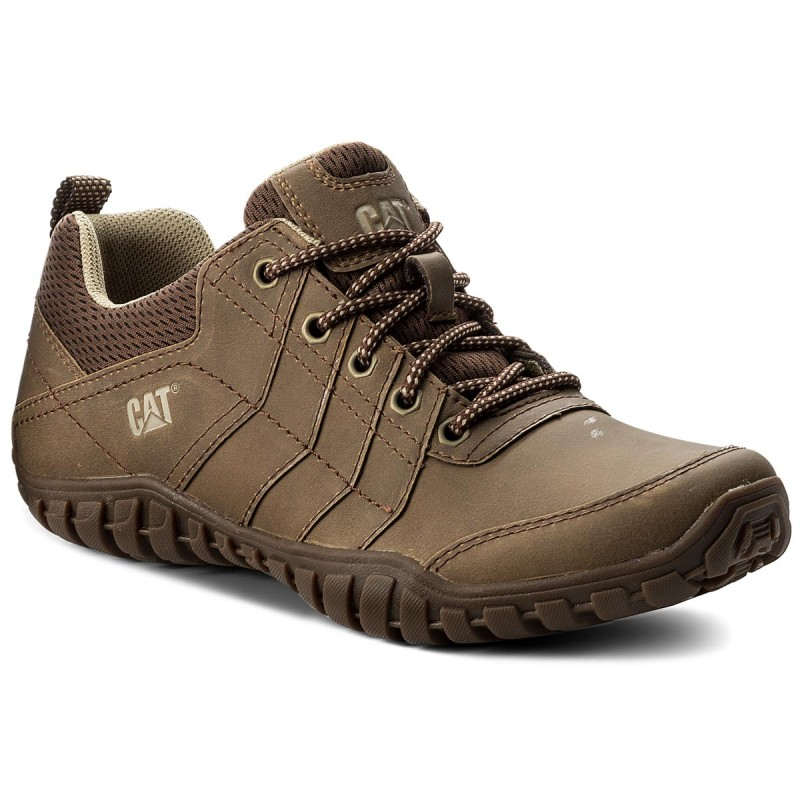 Halbschuhe CATERPILLAR-Instruct P722311 Dark Beige