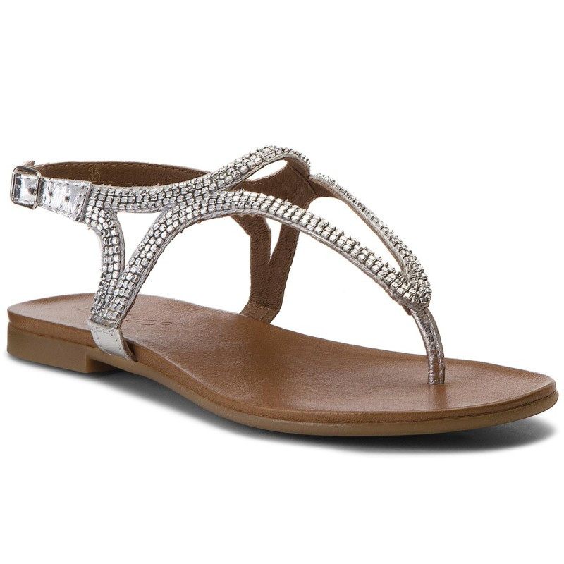 Zehentrenner INUOVO-8396 Silver