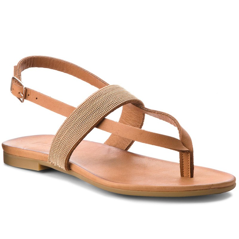 Zehentrenner INUOVO-8449 Coconut