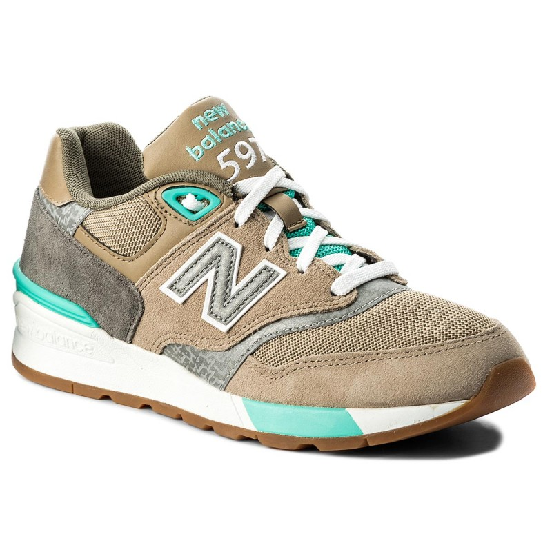 Sneakers NEW BALANCE-ML597NOC Braun