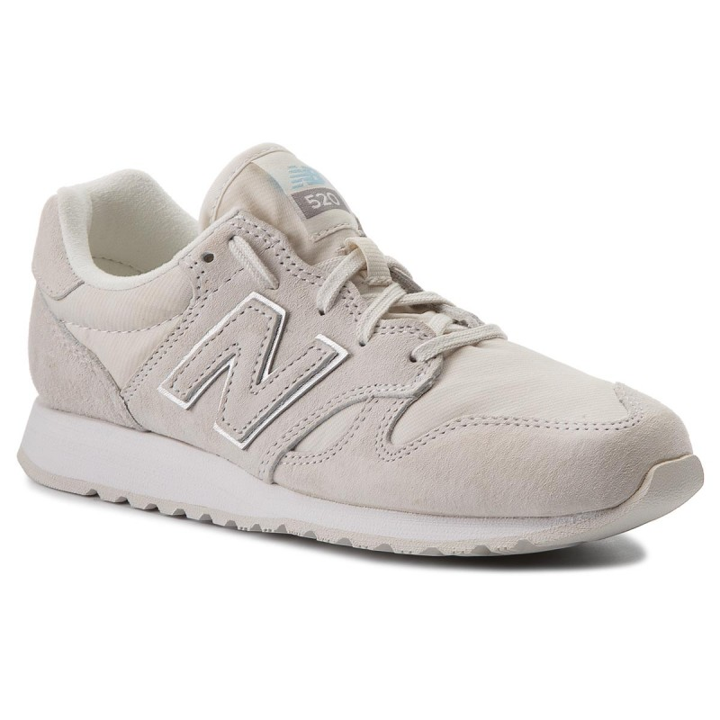 Sneakers NEW BALANCE-WL520RS Beige