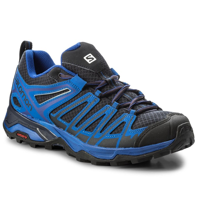 Trekkingschuhe SALOMON-X Ultra 3 Prime 402460 28 W0 Night Sky/Surf The Web/Nautical Blue