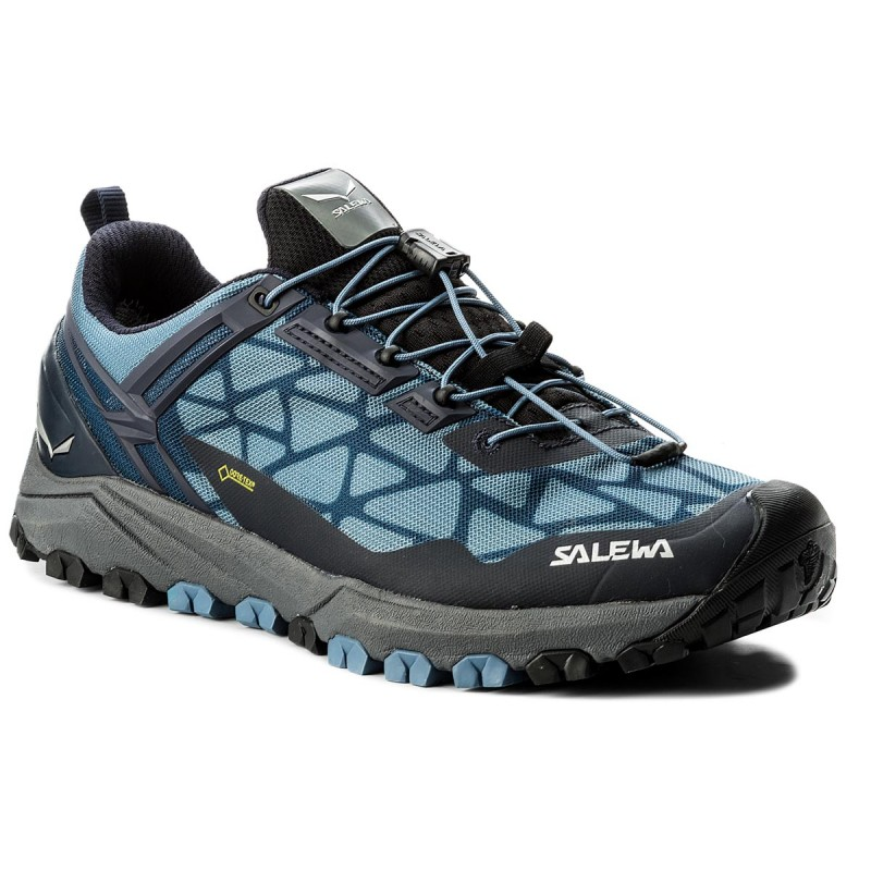 Schuhe SALEWA-Multi Track Gtx GORE-TEX 64412-3424 Dark Denim/Royal Blue