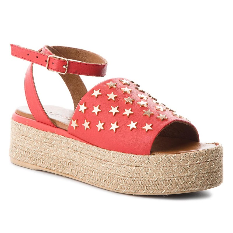 Espadrilles INUOVO-8915 Red