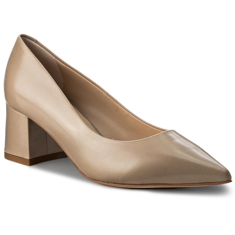Halbschuhe SOLO FEMME-48901-01-D14/000-04-00 Taupe