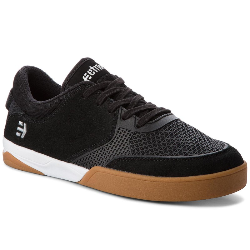 Sneakers ETNIES-Helix 4101000463 Black/White/Gum 979