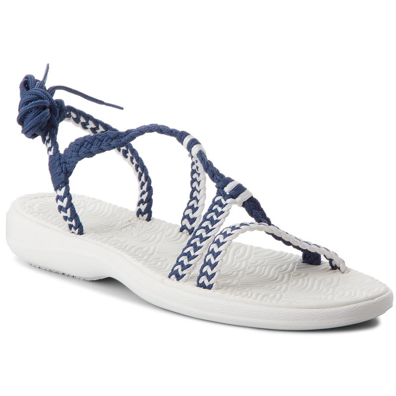 Sandalen LA MARINE-Nomia Nautic Blue/White