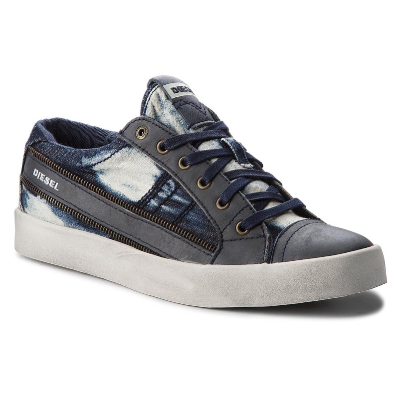 Sneakers DIESEL-D-String Low Y01641 P1547 T6067 Indigo