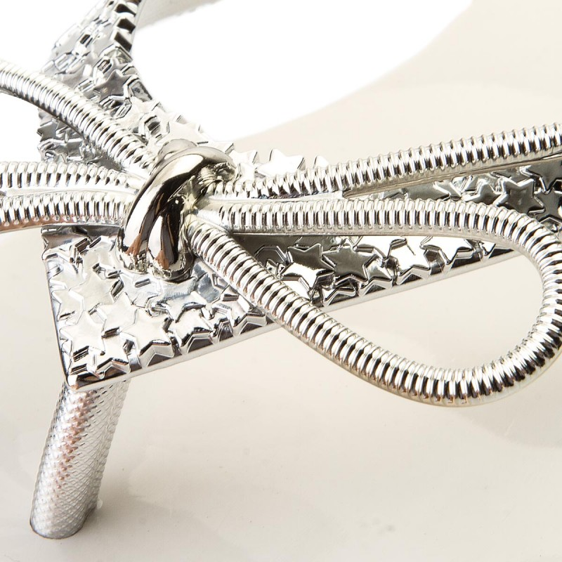 Zehentrenner MELISSA-Harmonic Elements Ad 32392 White/Metalized Silver 52989
