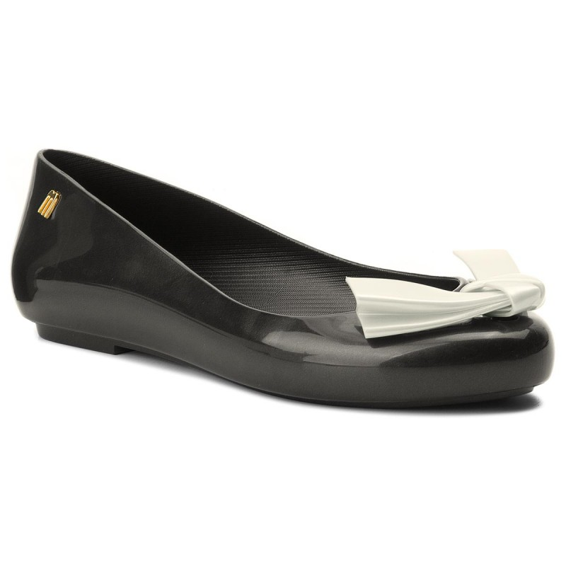 Ballerinas MELISSA-Space Love V Ad 32418 Black/White 53308