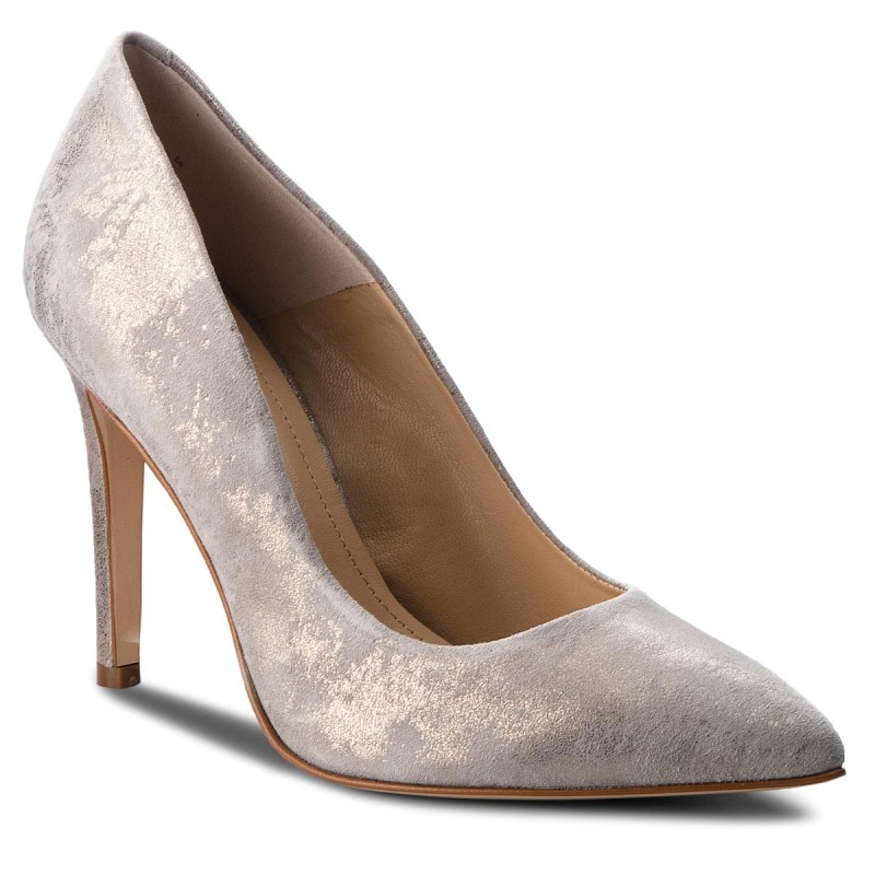 High Heels SOLO FEMME-34201-A7-G57/000-04-00 Taupe