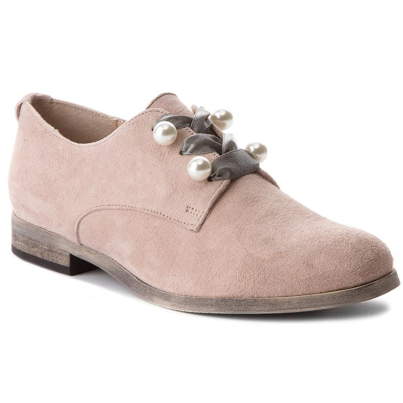 Oxfords KARINO-2525/071-P Rosa