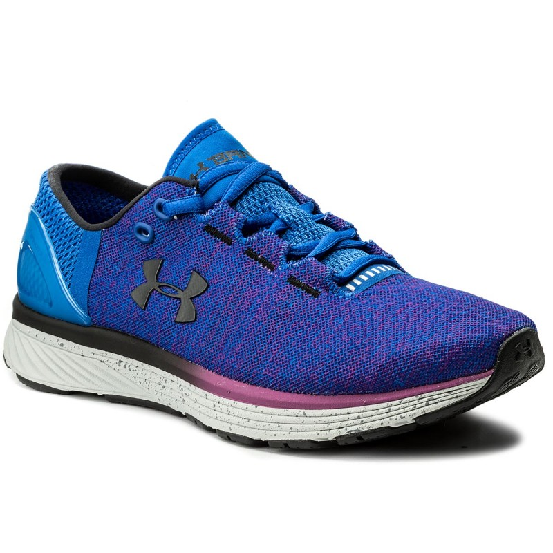 Schuhe UNDER ARMOUR-Ua W Charged Bandit 3 1298664-907 Blu