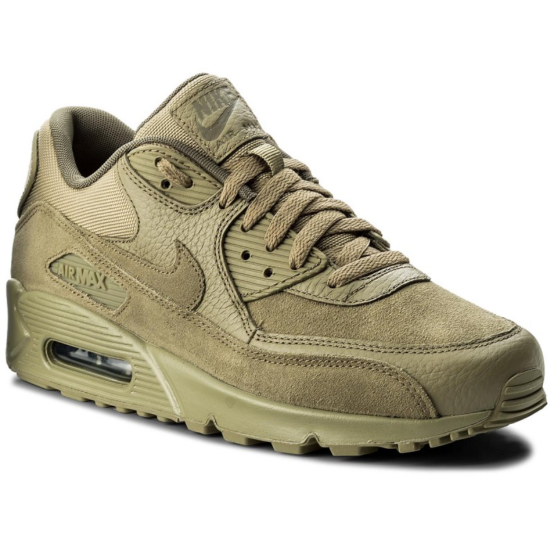 Schuhe NIKE-Air Max 90 Premium 700155 202 Dark Stucco/Light Bone/Sequoia