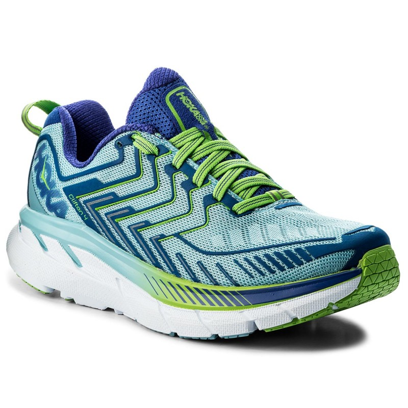 Schuhe HOKA ONE ONE-Clifton 4 1016724 Sky Blue/Surf The Web