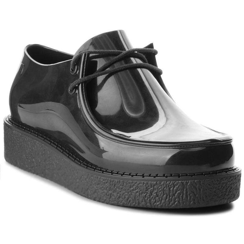 Halbschuhe MELISSA-Billy Creepers Ad 32318 Black 01003