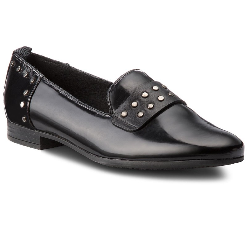 Lords Schuhe GEOX-D Marlyna A D748PA 05443 C9999 Black