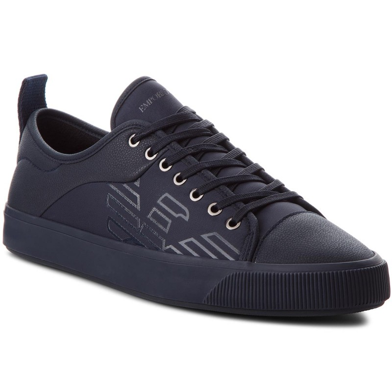 Sneakers EMPORIO ARMANI-X4X240 XL456 00554 Night/Night