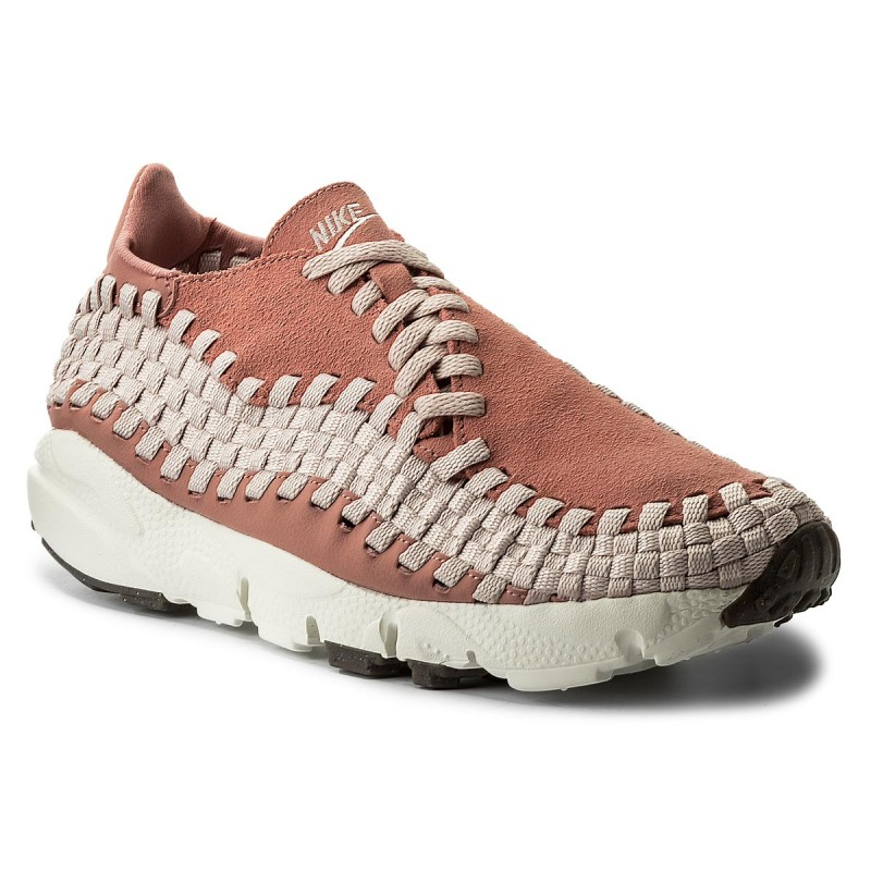 Schuhe NIKE-Air Footscape Woven 917698 600 Red Stardust/Silt Red/Sail