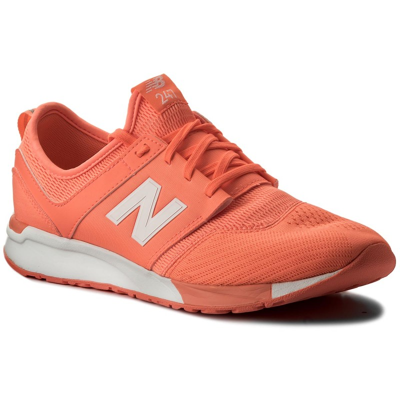 Sneakers NEW BALANCE-KL247C7G Orange