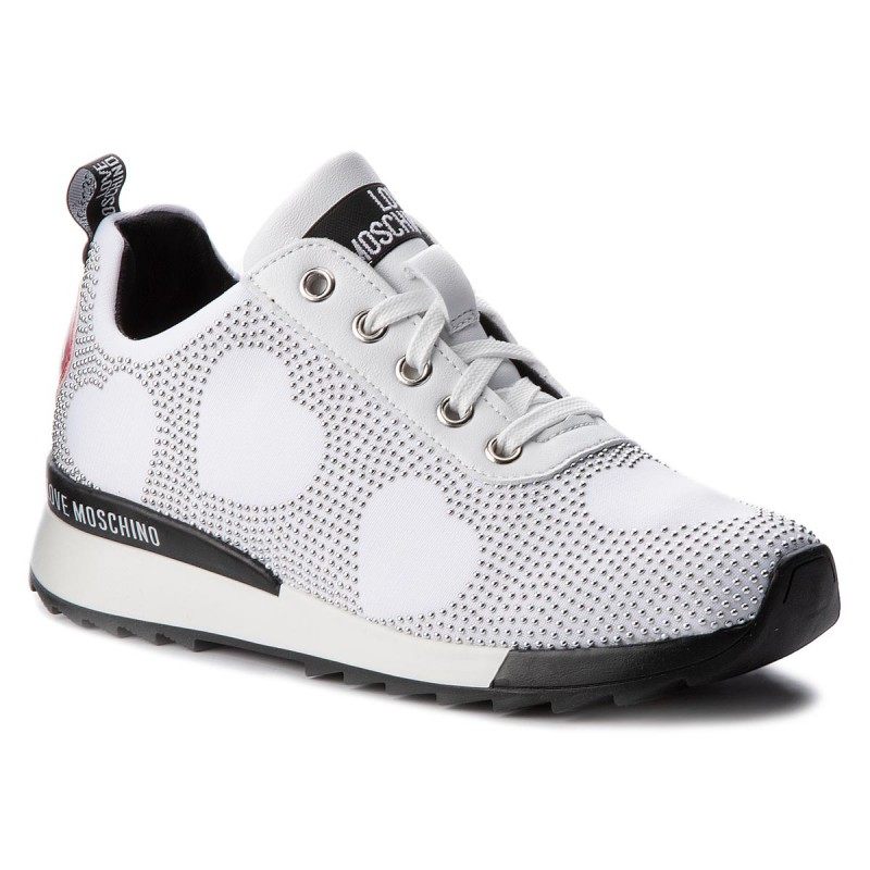 Sneakers LOVE MOSCHINO-JA15042G16IH0100  Bianco