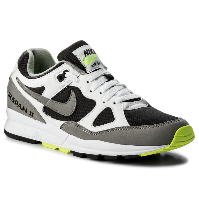 Schuhe NIKE-Air Span II AH8047 101 White/Dust/Volt/Black