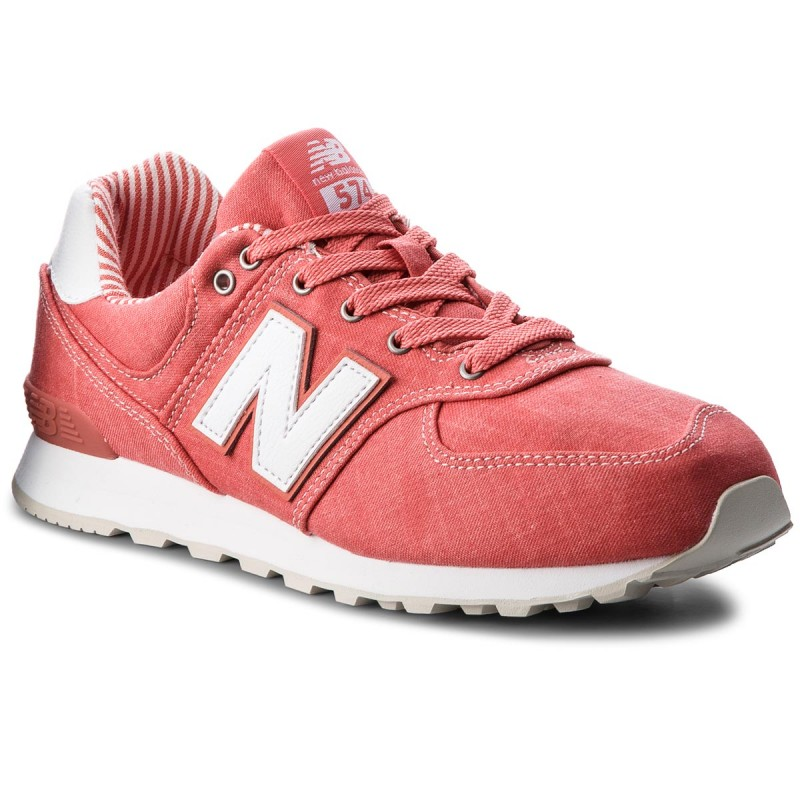 Sneakers NEW BALANCE-GC574CE Rot