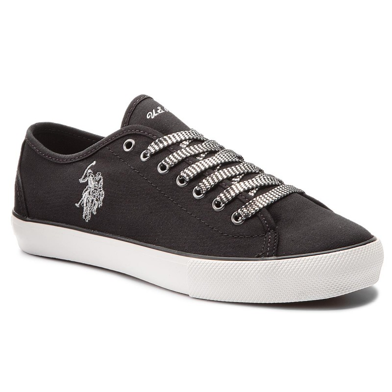 Turnschuhe US POLO ASSN-Terry DYON4147S8/C1 Blk