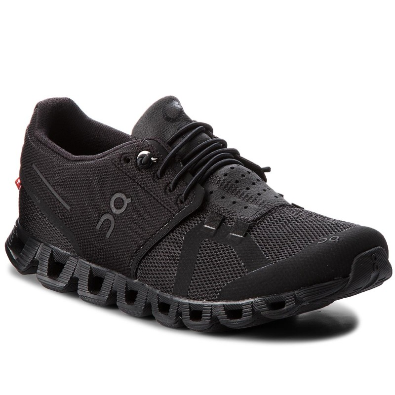 Schuhe ON-Cloud 000019 All Black 0003