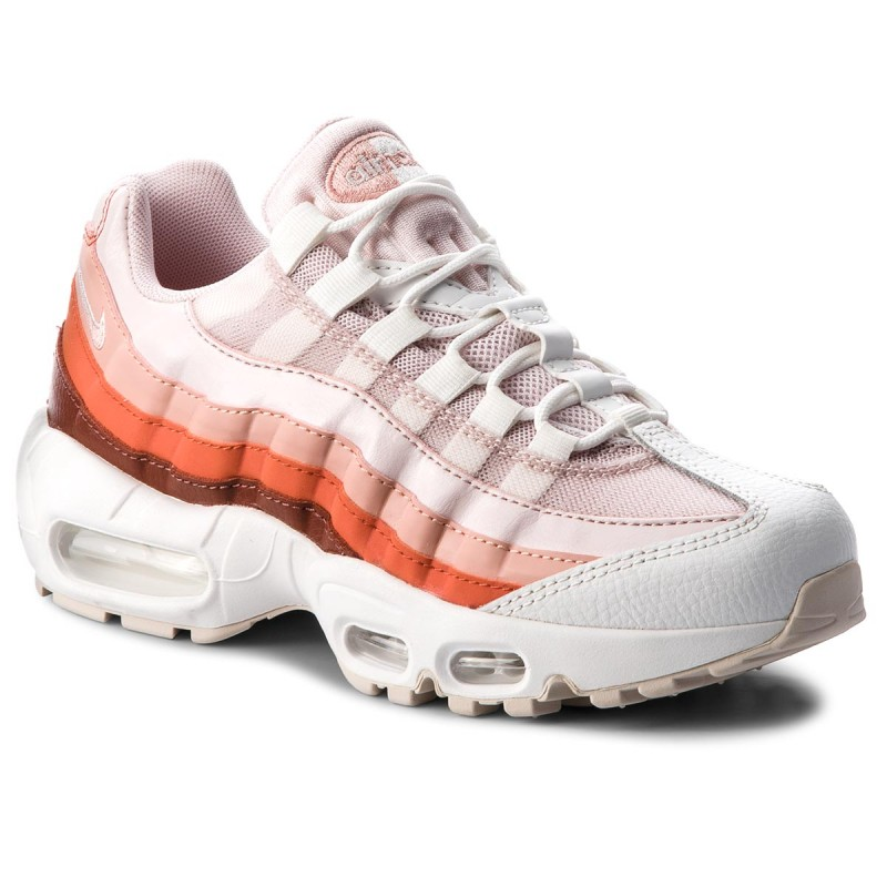 Schuhe NIKE-Air Max 95 307960 604 Barely Rose/Coral Stardust